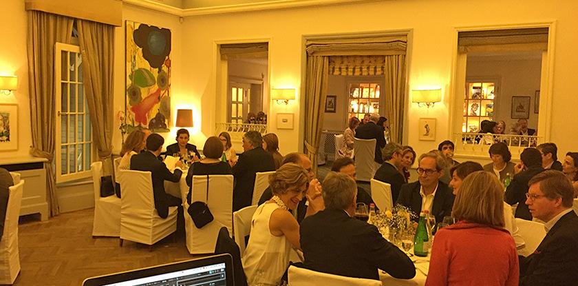 geburtstag restaurant feiern berlin